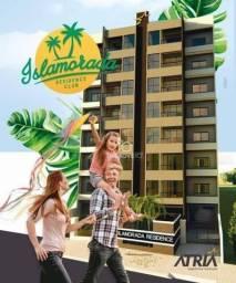 Apartamento com 3 dormitórios à venda, 89 m² por R$ 428.000,00 - Loteamento João Paulo II