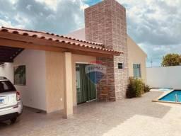 Casa com 3 dormitórios à venda, 110 m² por R$ 320.000,00 - Praia do Amor - Conde/PB