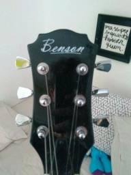 Conjunto guitarra + amplificador