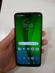 Título do anúncio: Motorola Moto G7 Dual SIM 64 GB ônix 4 GB RAM<br><br>