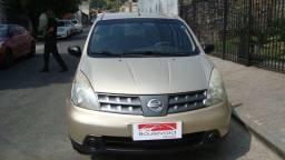 NISSAN LIVINA 2010/2011 1.6 16V FLEX 4P MANUAL