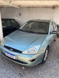 Vendo carro focus Ford