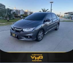 Título do anúncio: CITY 2018/2019 1.5 EXL 16V FLEX 4P AUTOMÁTICO
