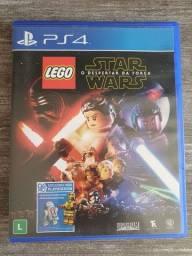 Título do anúncio: Lego Star Wars - Mídia física Usada PS4
