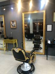Aluguel Cadeira Barbearia