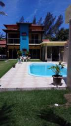 Alugo carnaval casa mobiliada 3 quartos piscina churrasqueira-Unamar-Cabo Frio