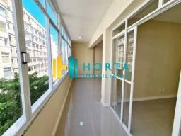 Apartamento à venda com 3 dormitórios em Copacabana, Rio de janeiro cod:CPAP31594