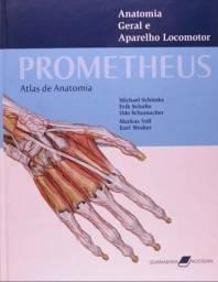 Vendo livro de anatomia prometheus