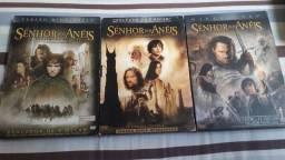 dvd do filme Senhor dos anéis