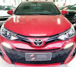 Toyota Yaris Xls automático completo, 2021,3.500 km rodados!!!