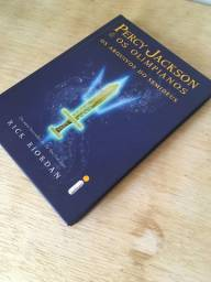 Percy Jackson e os Olimpianos - Os arquivos do Semideus