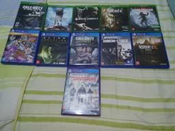 Título do anúncio: Jogos ps4 ps5 Xbox