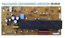 Vendo Peças de TV LG  42 pn4600 para reparo