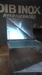 Fabricamos caixas térmicas sob medidas.