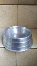 Comedouro para Pet Pesado em Alumínio