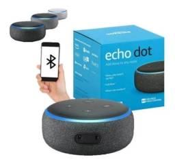 Alexa Echo Dot Amazon 3ª Geração Alexa Smart Speaker Wi-fi