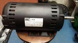 Motor elétrico trifásico para compressor de ar  20 pés .