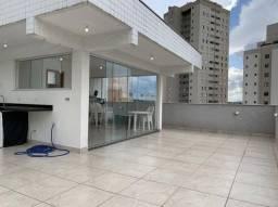 Cobertura à venda, 3 quartos, 1 suíte, 2 vagas, Castelo - Belo Horizonte/MG