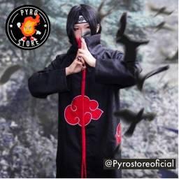 Manto Akatsuki (anime Naruto)