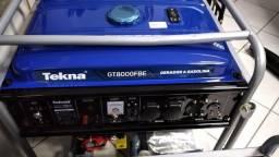 Título do anúncio: Gerador 8000 tekna