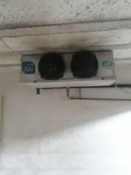 Unidade Condensadora e Evaporador Forçados de ar