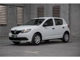 Título do anúncio: Renault Sandero 2020 1.0 12v sce flex authentique manual