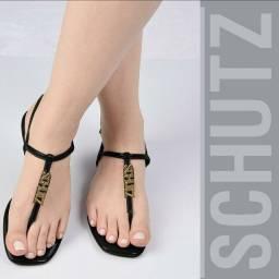 Sandália rasteirinha schutz 34 ao 39 varejo