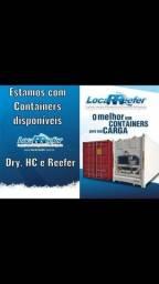 Título do anúncio: Container marítimos Dry todos os modelos a pronta entrega