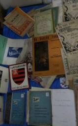 Título do anúncio: Coleção de papéis antigos diversos