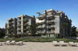 Apartamento à venda com 2 dormitórios em Praia de palmas, Governador celso ramos cod:3682
