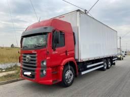 Título do anúncio: Caminhão Vw 24.280 Baú