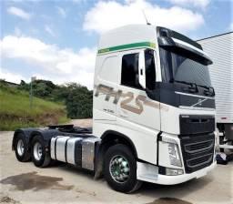 Caminhão Volvo Fh 540 6x4 Globetrotter I-shift 2020
