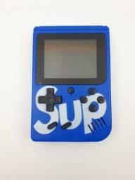 Mini Video Game Retrô Portatil 400 Jogos já Gravados Antigos Anos 80