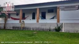 Linda chácara, 04 dormitórios, próxima do asfalto, 02 casas, piscina - Pinhalzinho/SP