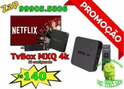 TvBox T Android 7.1. 1gb ram e 8gb