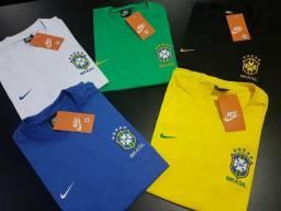 Camisetas Seleção Brasileira