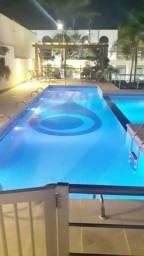 Ed. Ana Amélia - Apartamento semi mobiliado com 3 suítes próximo à Beira Mar
