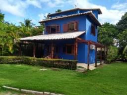 Casa na beira mar em Peroba (Maragogi - AL) mobiliada com 03 quartos sendo 02 Suítes