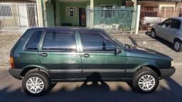 Fiat Uno Mile SX 4 Portas - 1997