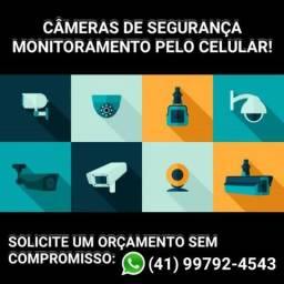 Sistemas de Segurança Eletrônica Curitiba