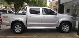 Toyota Hilux Srv 3.0 CD 4X4 Diesel único dono, IPVA 2019 PAGO - 2014