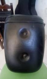Usado, Vendo banco garupa fym fy original Haley Kansas Dafra 100 reais comprar usado  Cariacica