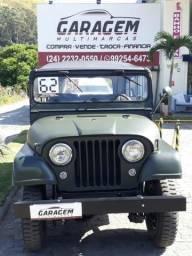 Jeep Bernardão 1962