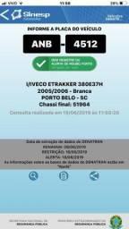 Conjunto de Tração Iveco Etrakker 380 2006