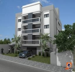 Apartamento à venda com 2 dormitórios em Rfs, Ponta grossa cod:177