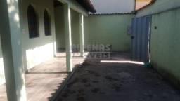 Casa para aluguel, 3 quartos, 1 vaga, santa cruz - contagem/mg