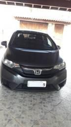 Honda Fit lx 1.5 20017automático - 2017