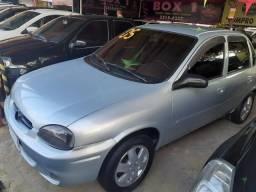 Vendo: Corsa 1.0 2005 (Completão + Gnv) *48 x 288$ * Felipe !!!!! - 2005