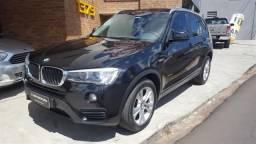 BMW X3 2014/2015 2.0 20I 4X4 16V GASOLINA 4P AUTOMÁTICO - 2015