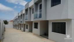 Casa à venda com 2 dormitórios em Uvaranas, Ponta grossa cod:982